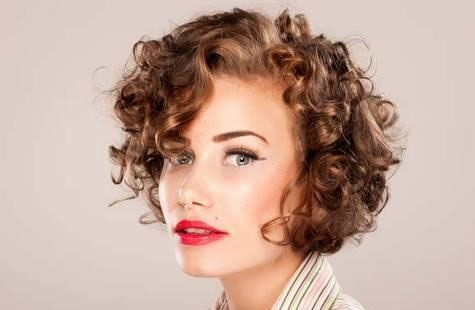 Phenomenal 1000 Images About Short Curly Hair On Pinterest Short Curly Hairstyles For Women Draintrainus