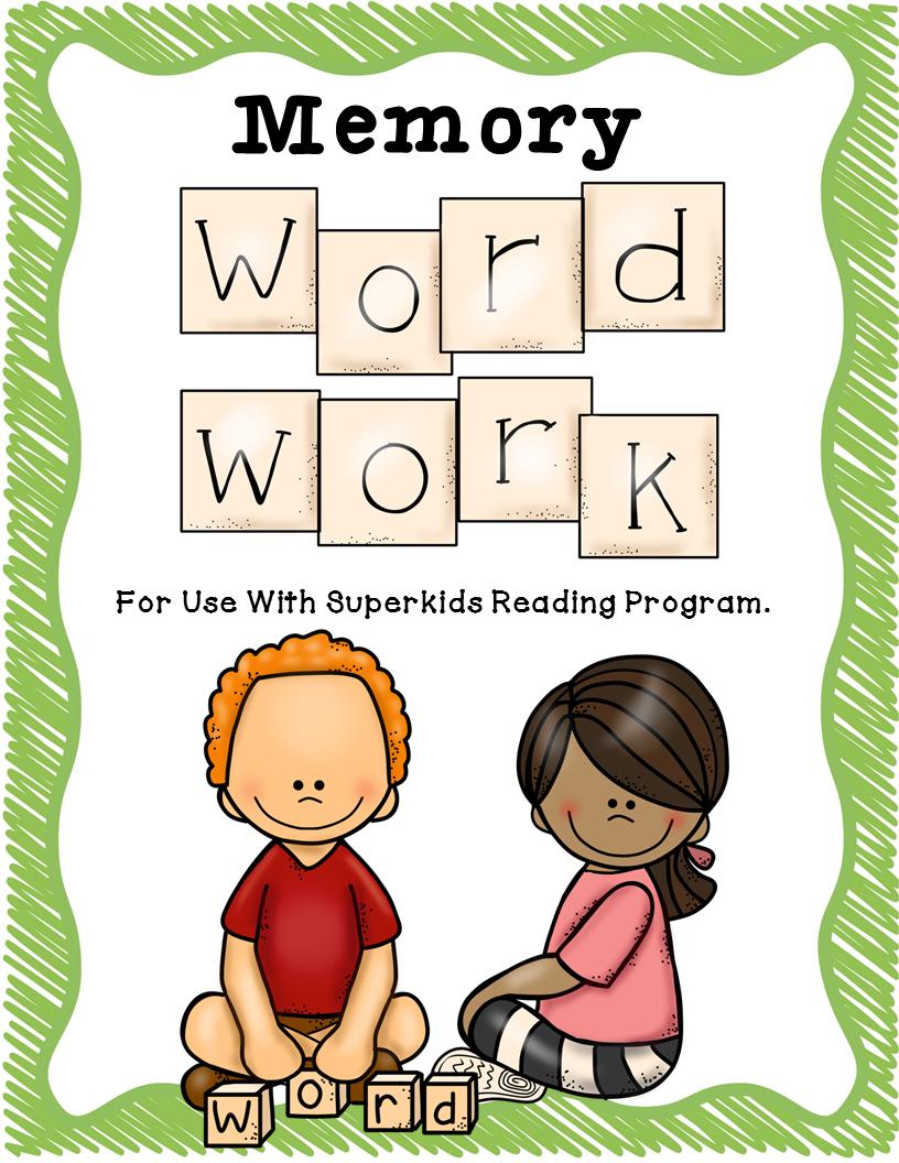 Kindergarten Literacy Centers Units 1-6 | Word work, Homework and ...