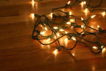 Halogen Christmas Lights - airwaysextra.com