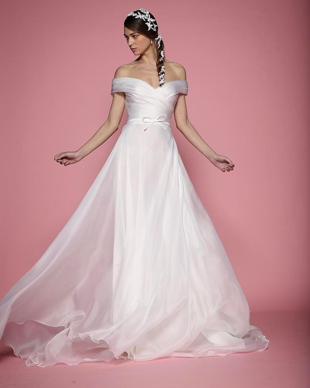 Georges Hobeika Bridal SS18 #georgeshobeika #bridal ...