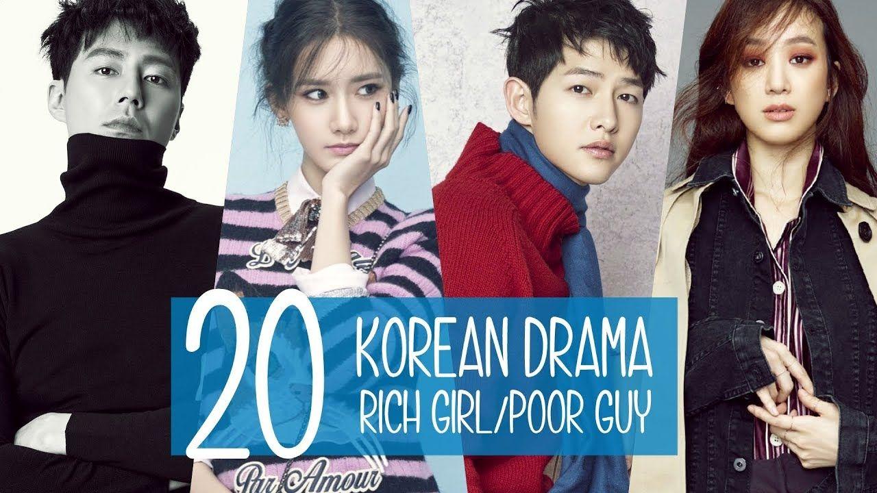 20 Korean Drama Rich Girl Poor Guy Koreandrama Dramatowatch Drama Besttowatch Top10 Romance Romancedrama Kdra Rich Girl Korean Drama Smiles And Laughs