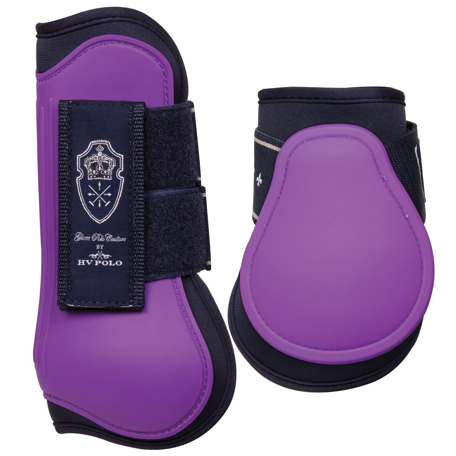Violet Tendon Boots/Ankle Boots HV Polo Crown