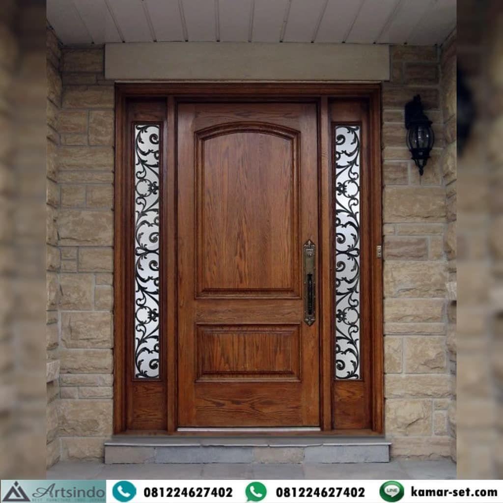 Pintu Jati Murah Minimalis Klasik Memposting Di Instagram Model Pintu Ukir Klasik Minimalis Modern Ukuran Bisa Menyesuaikan P Jendela Kusen Pintu Pintu Kayu