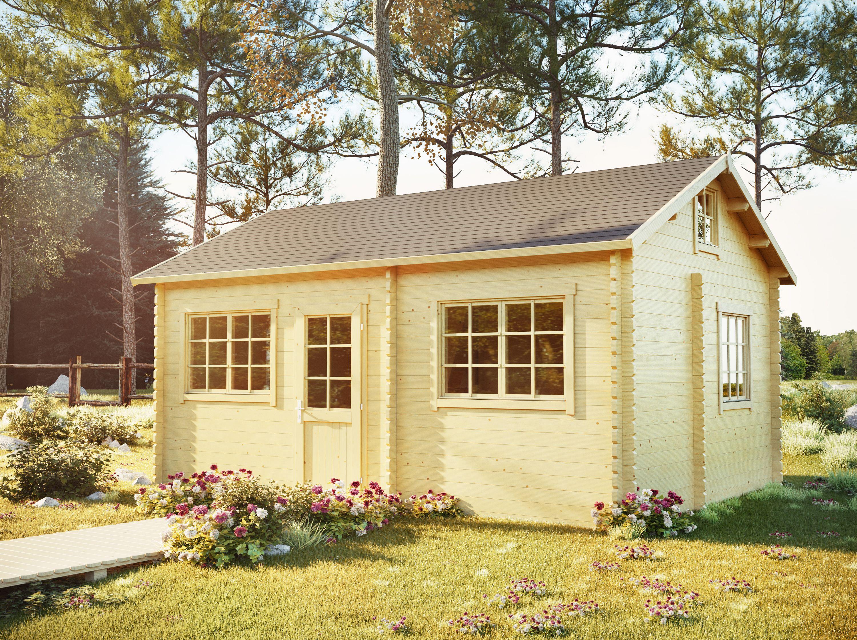Chalet De Jardin Victoria 20 M Avec Une Mezzanine Retrouverez Le Chez Direct Abris Outdoor Structures Structures Outdoor