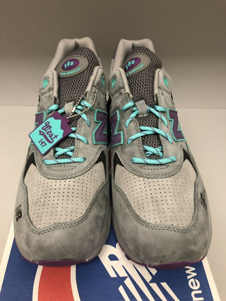 f9217598a64 eBay  Sponsored NEW BALANCE 580 X WEST NYC ALPINE GUIDE SIZE 12 DS 2012  RELEASE