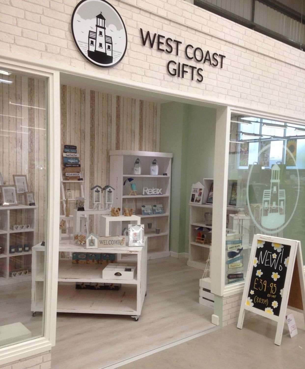 The outside of West Coast Gifts in our Bristol Store | See our White Heritage Collection | /shop/en/morplan/heritage-white
