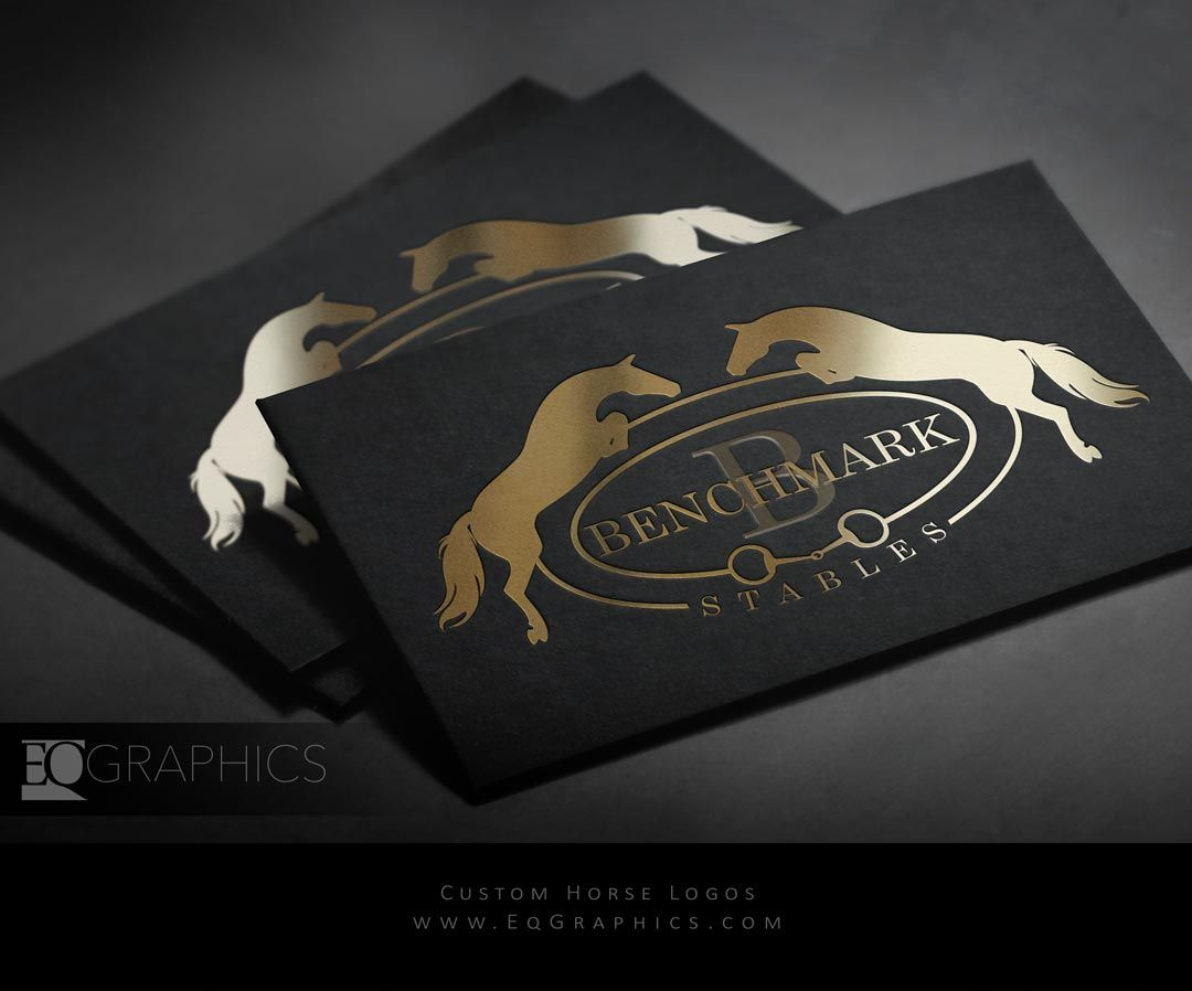 Custom Equine Logo Design by Top Horse Logo Graphic Designer EQ ...