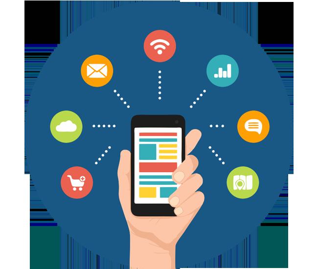 Smart Phones & Mobile Apps taking over App, Rv apps