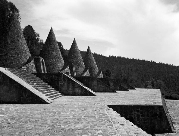 RG @alexandreguirkinger  Centro ceremonial Otomi, Mexico #centroceremonialotomi #mexico #brutalism #ADbucketlist