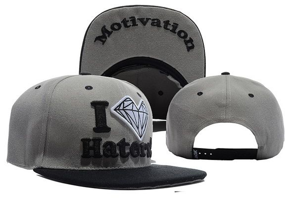 I Heart Haters Snapback hat hottest Adjustable Popular hip-hop summer caps   6 pc c85465ad440c