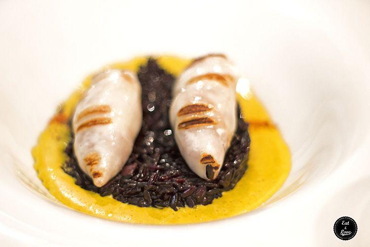 Perla Negra - Restaurante Metro Bistro Madrid