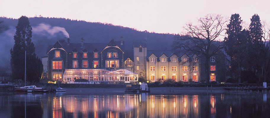 Lakeside Hotel, Lake Windemere