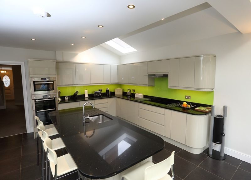 case study single storey extension roxborough rd ii london