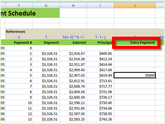 How To Create A Mortgage Calculator With Microsoft Excel Mortgage Payment Calculator Mortgage Calculator Mortgage Loans