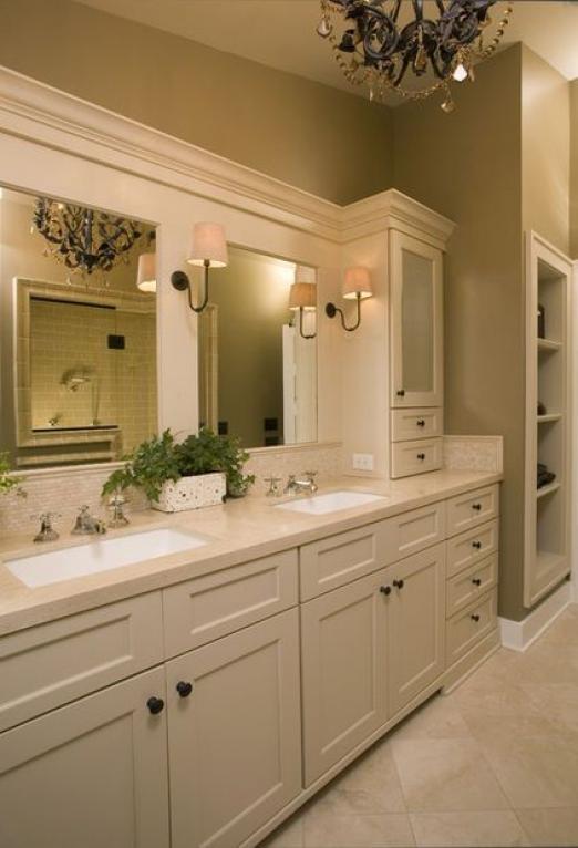Photo of bathroom #bathroomfixtures #bathroom #fixtures #mixed #metals