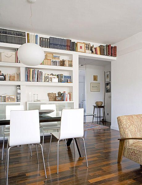 C mo ordenar y decorar las librer as librer as - Librerias salon ...