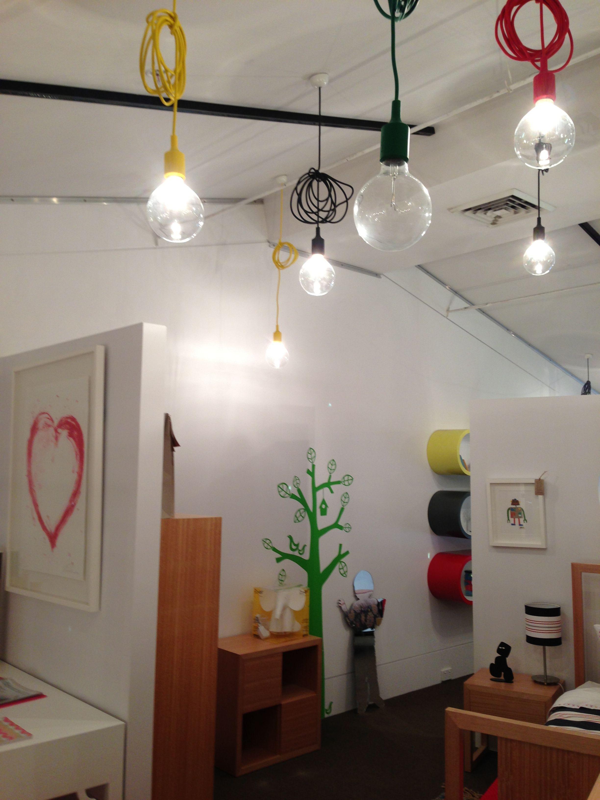 Pendant lights for kids bedrooms Childrens bedrooms