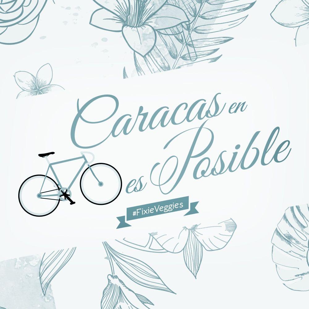 """Decir que """"Caracas en bici es posible"""" es la perfecta excusa para invitarlos a disfrutar su ciudad, observar la con grandeza, volar la por debajito como dice @luiso124 reencontrarse con rincones que pensaste que habían desaparecido, ver a la cara a los peatones, a la gente que pasa y darte cuenta que eres más igual a ellos de lo que te imaginas, todos con la misma necesidad: Construir la ciudad que queremos, la Caracas bonita, la cinética, la de los atardeceres morados, anaranjados…"""