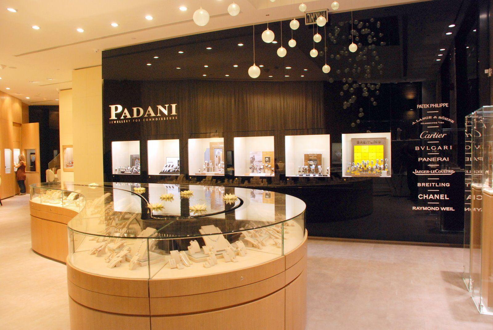 Image Gallery Modern Jewelry Store