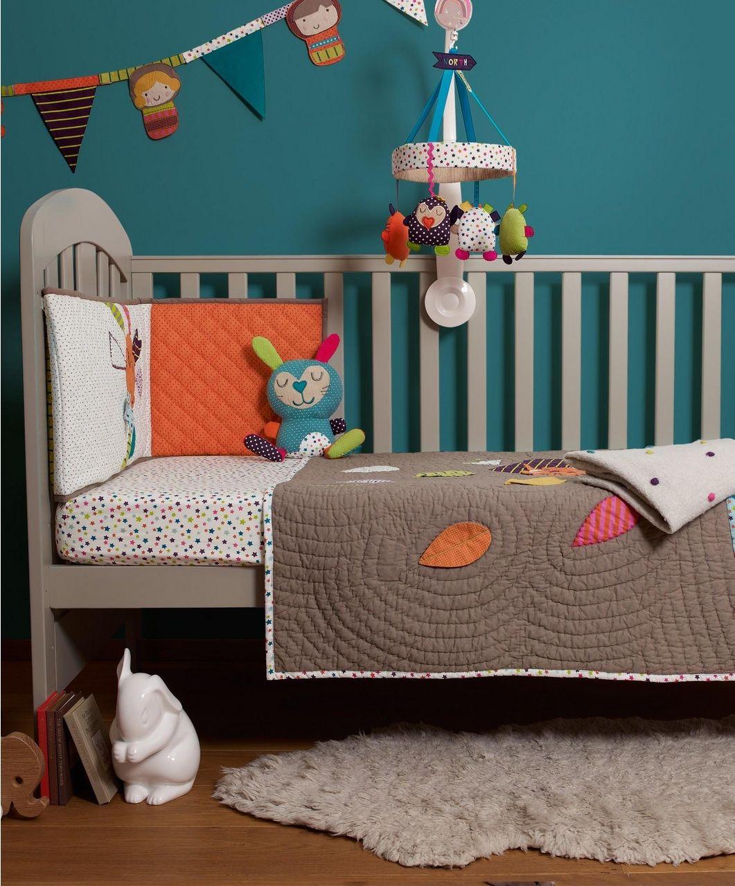 Timbuktales Nursery Bedding by Mamas