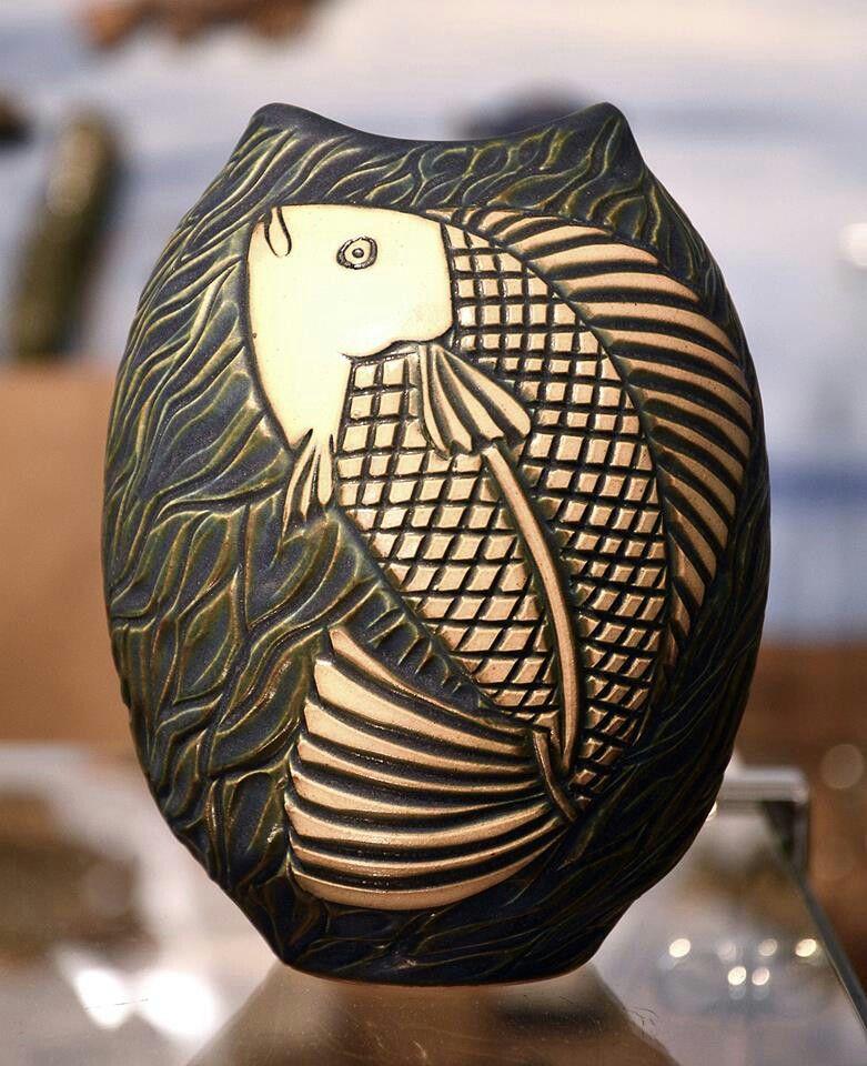 Foxlo Pottery Fox Amp Lois Garney Amphora Gallery