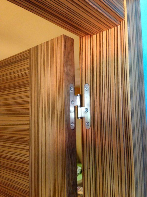 Galce tapajuntas y puerta en zebrano detalles pinterest - Puertas de madera en sevilla ...