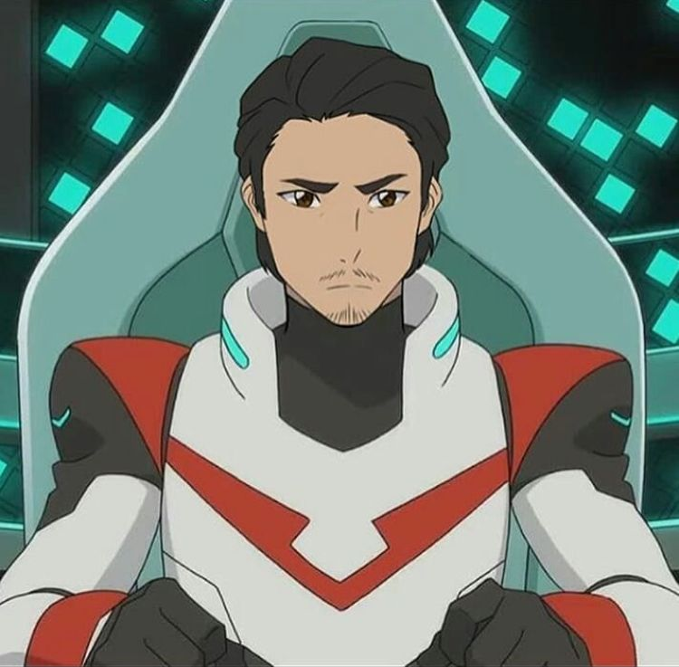keith you look like a kick a french space butler voltron
