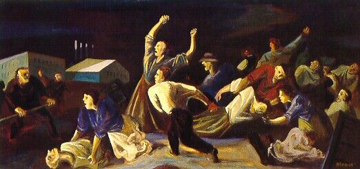 30 William Gropper ideas | art, archives of american art, social realism