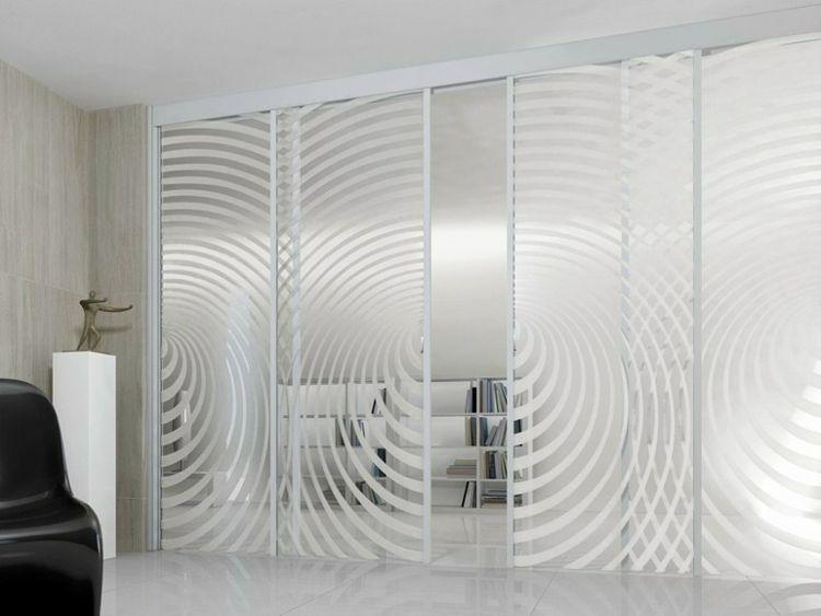 Innentüren Aus Glas U2013 Schiebetüren Von Foa Porte   Dekoration Gram