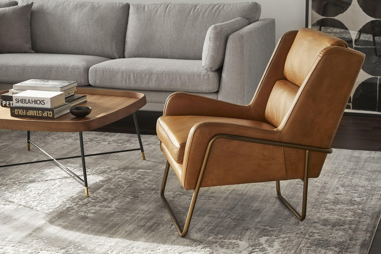 London Armchair Leather Armchair Living Room Sofa Farmhouse Furniture