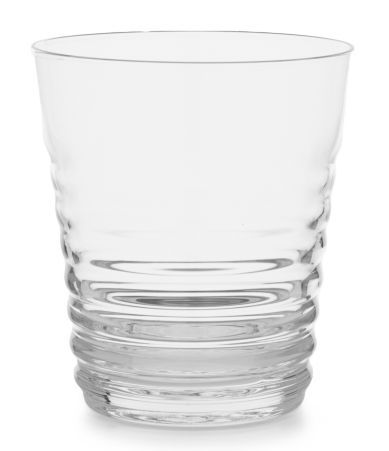 Noble Excellence Moderne Ribbed Double Old Fashioned Glass #Dillards