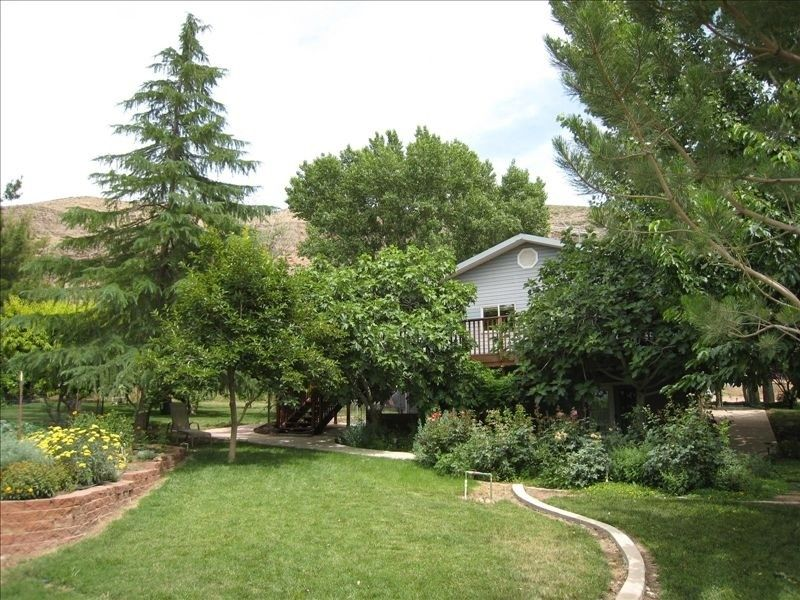 House vacation rental in zion national park from