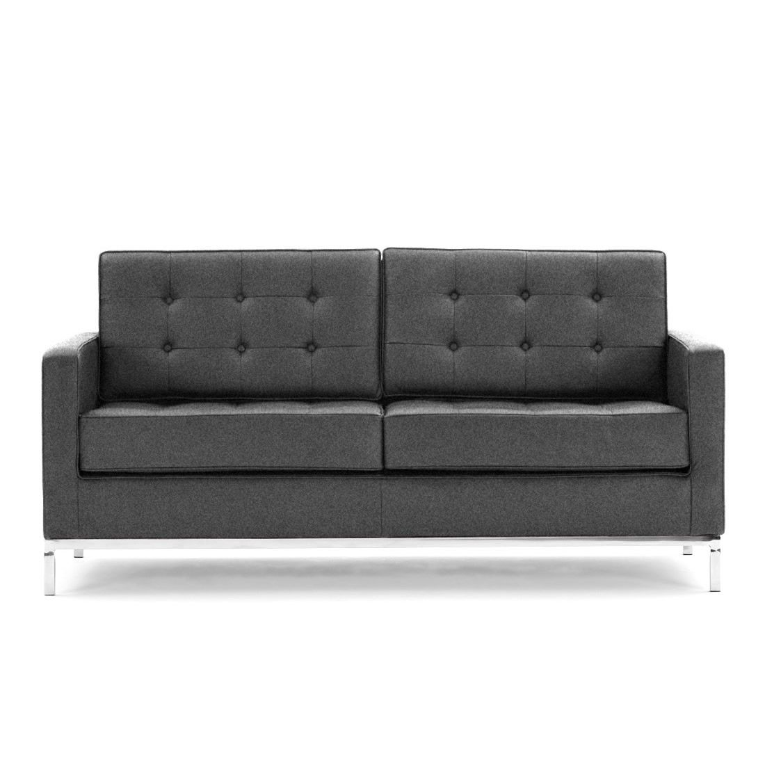 Ebay Sofa Grey 765 New From Ebay Retail Free Postage Florence Knoll 2 Seater
