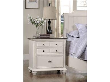 Lovely Magnussen Home Bedroom Nightstand B1694 01   Wow Furniture   Denver, CO