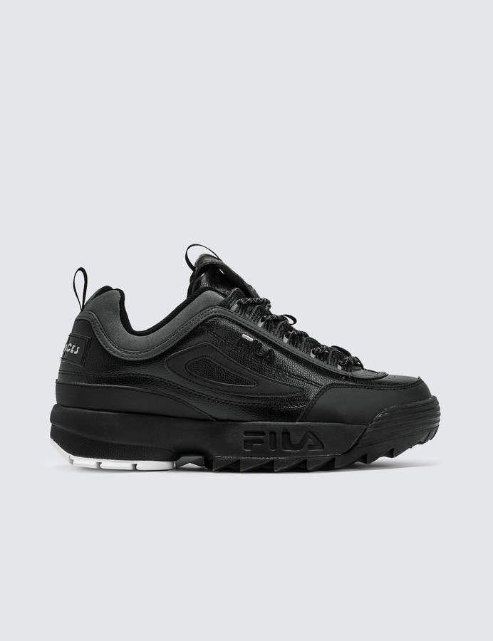 Liam Hodges x FILA Disruptor | Products | Sneakers, Fila