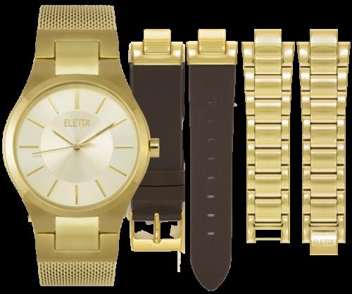 f6b47b9bb0b Relógio Eletta Kit Icon - ELA550LCMGX