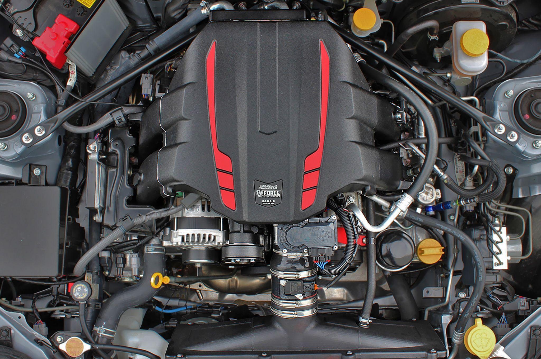 Edelbrock E Force Supercharger System For Fr S Brz Supercharger Subaru Brz Car Mods