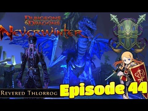 Mindflayer Terror! - Neverwinter Xbox one paladin PvE to 70 episode 44