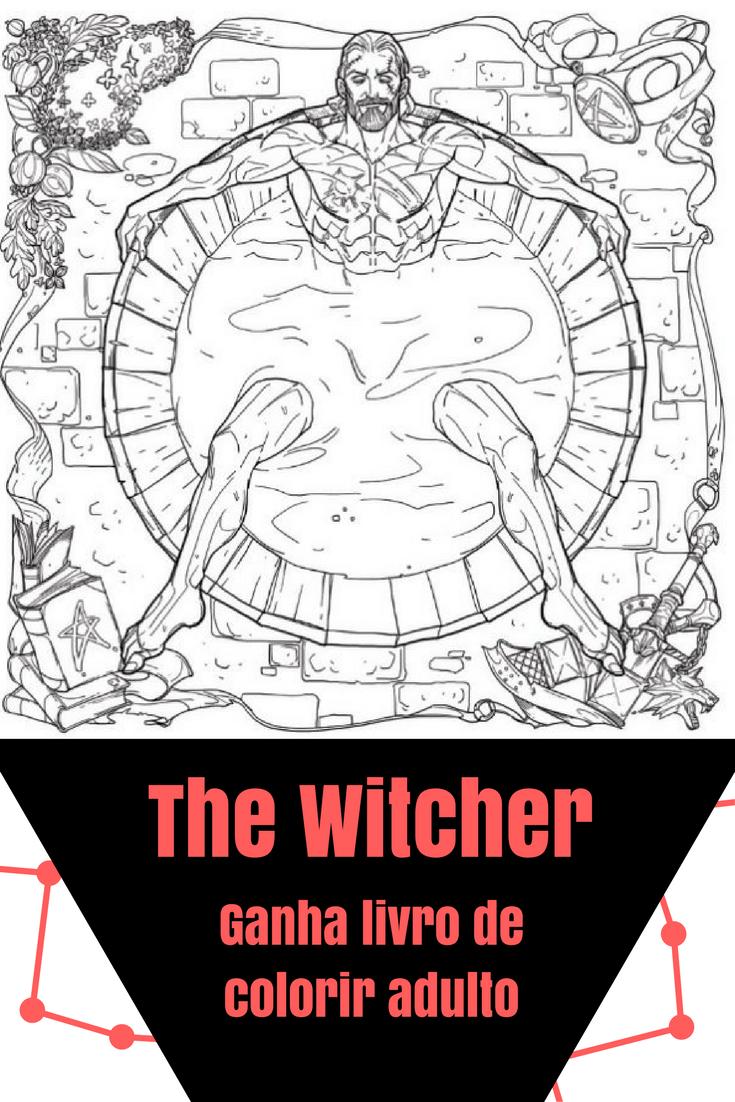 A Desenvolvedora CD Projekt Red Anunciou No Seu Twitter Que The Witcher Vai Ganhar Um Livro
