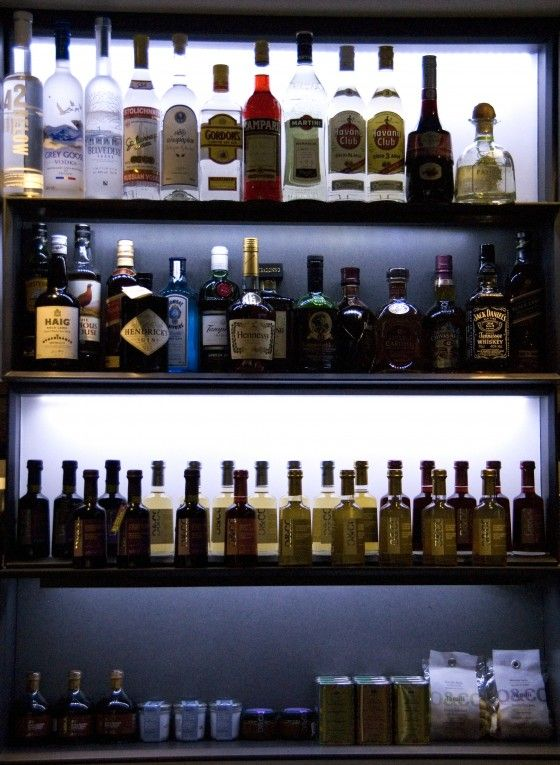 Back Lit Liquor Cabinet I Like This Idea Or A Bottom Lit