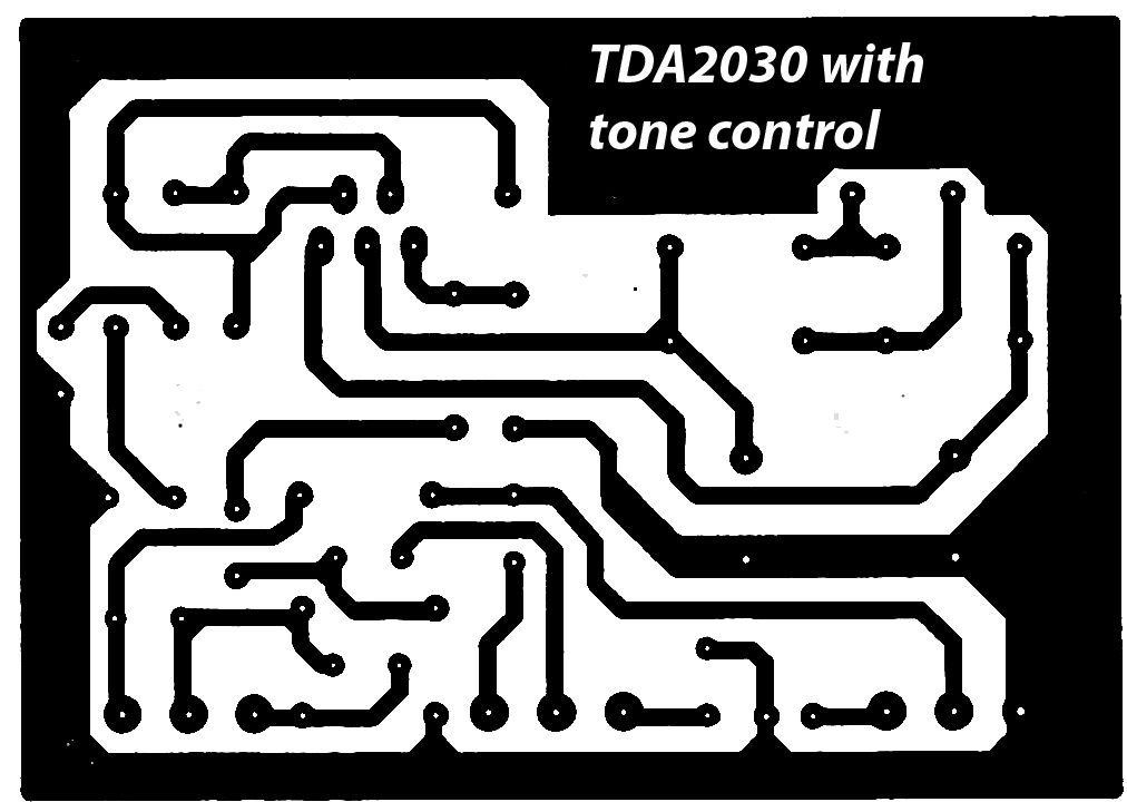 TDA2030A Audio Amplifier Module Power Amplifier Board AMP 6-12V 1*18W Ze