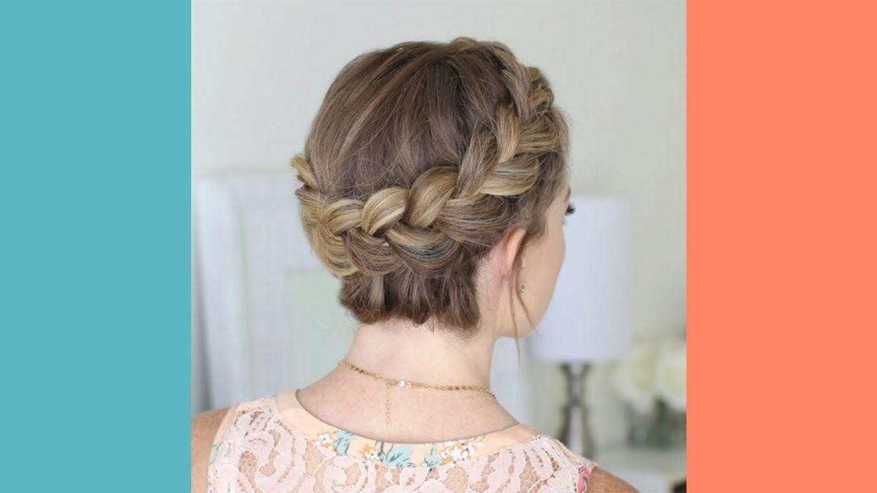 cute u easy braid hairstyles most beautiful braid hairstyles