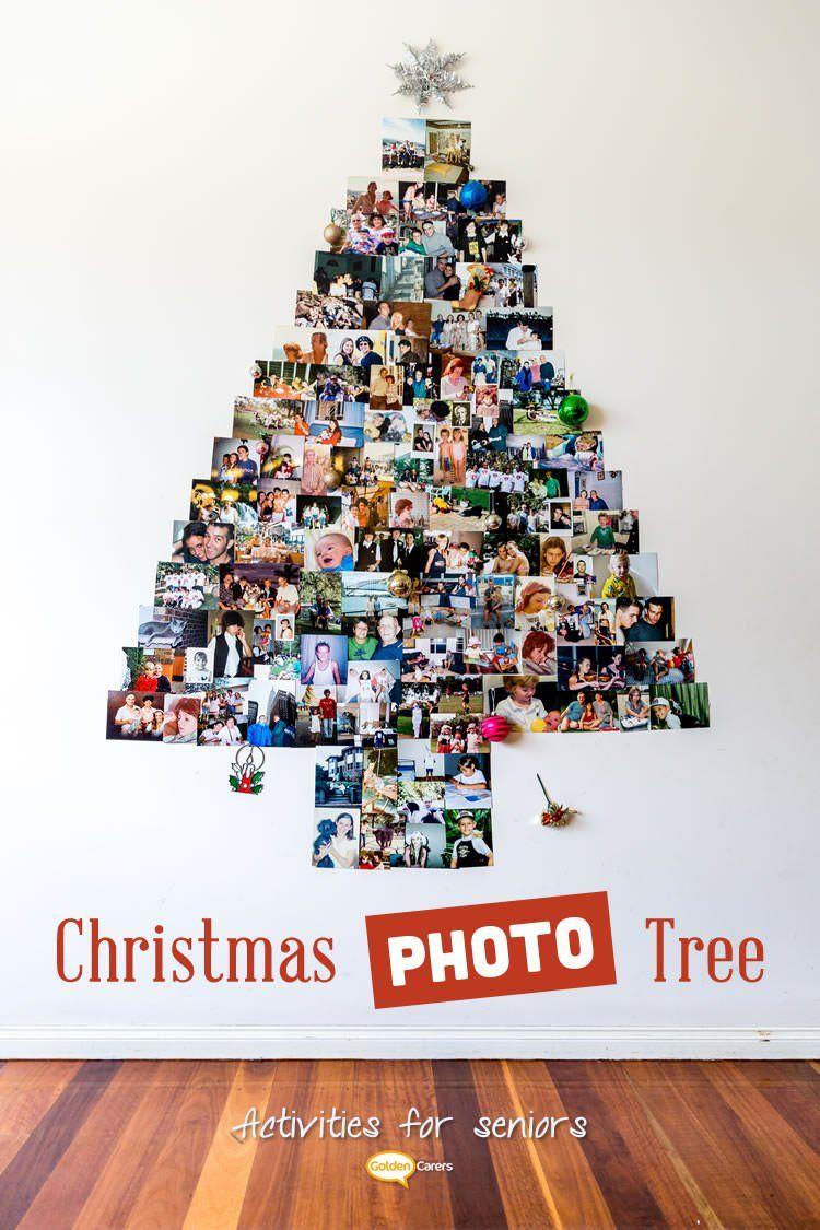 Photo Christmas Tree Photo christmas tree, Christmas