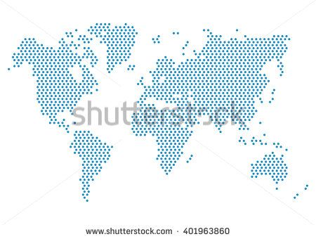 Dotted world map world map blue world map vector world map flat dotted world map world map blue world map vector world map flat world map template world map illustration world map businnes world map infographic gumiabroncs