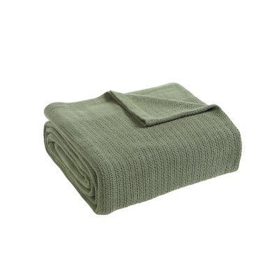 Fiesta Bedding True Thermal 100 Cotton Blanket Cotton Blankets