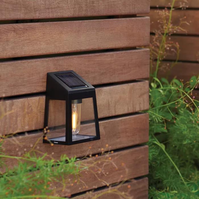 2pk led outdoor deck lights filament
