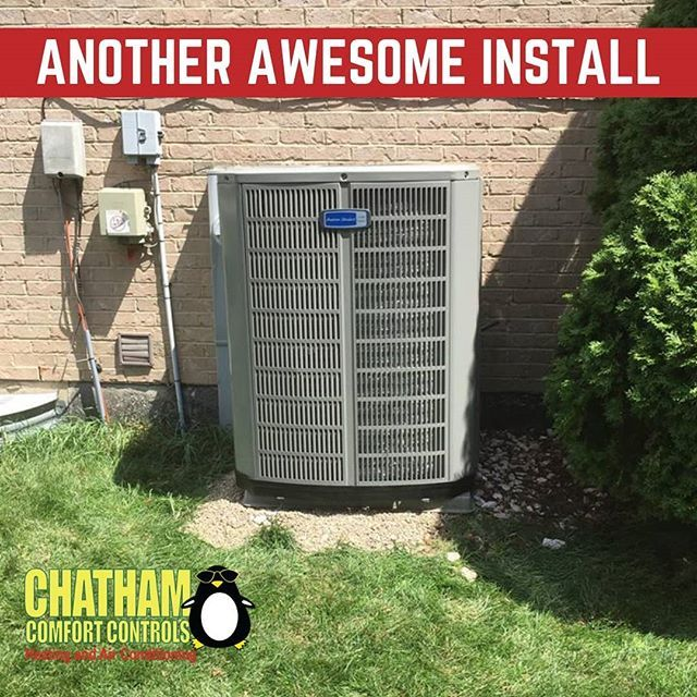 Just another awesome install by the team here at Chatham