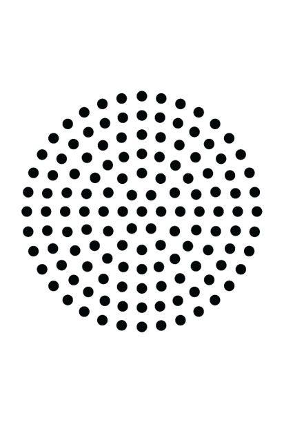 braun speaker pattern