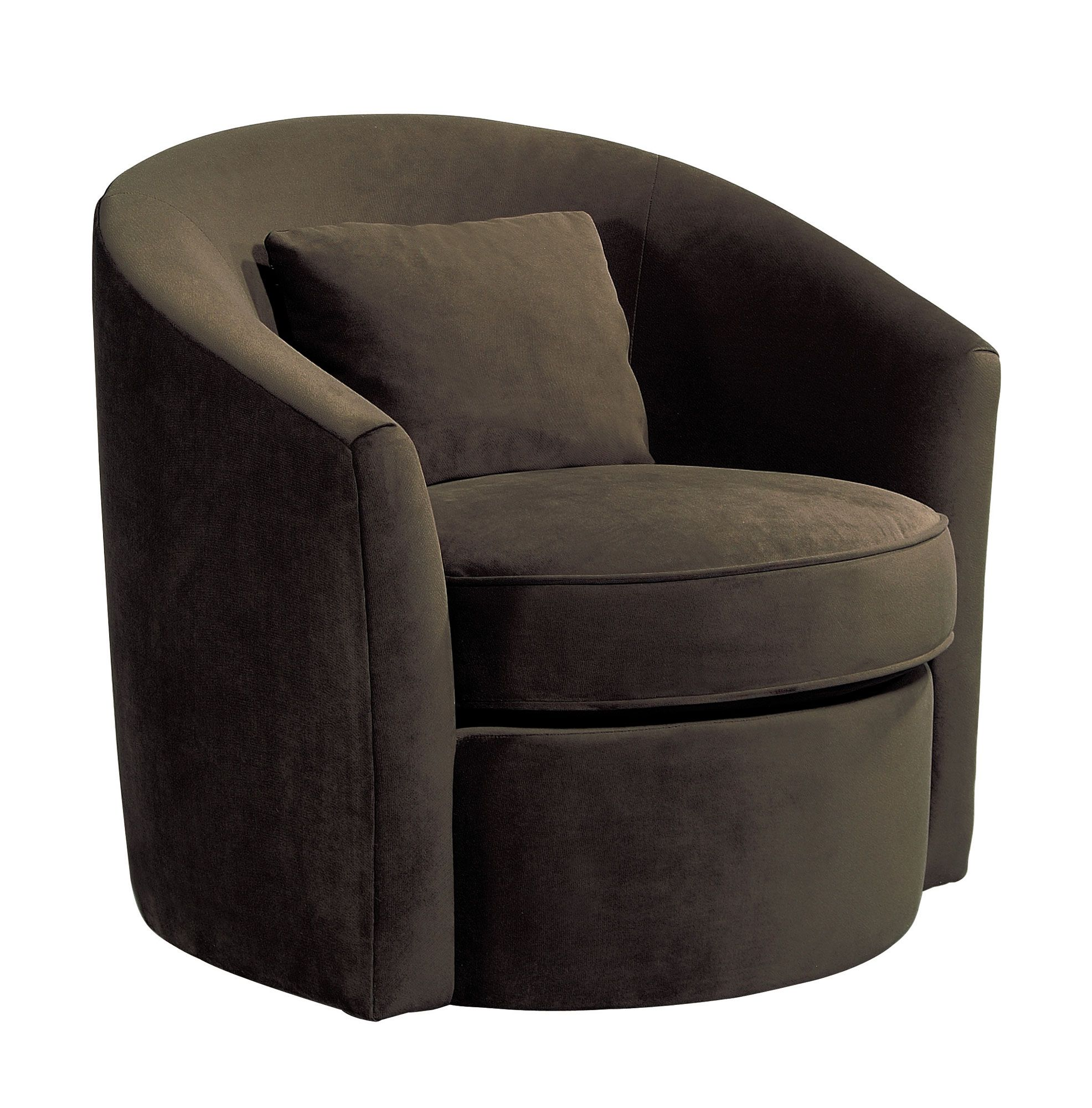 Swivel Club Chairs Living Room Swivel Chair Bernhardt Put A Fun Fabric On These For The Living