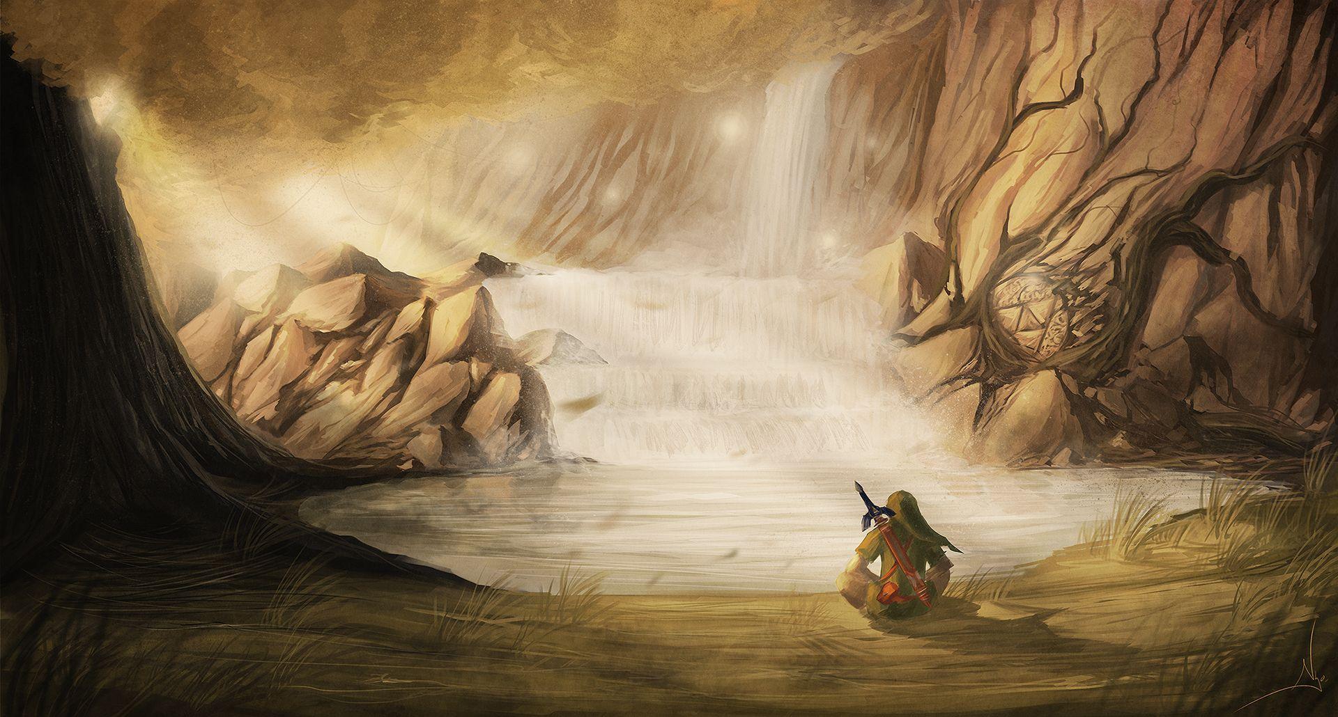 Legend Of Zelda Twilight Princess Wallpaper Zelda Twilight